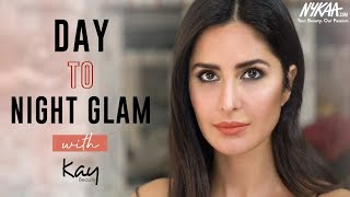 Katrina Kaif's Easy Day To Night Glam Makeup Look | Kay Beauty | Nykaa