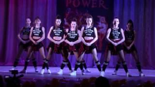 Студия современного танца ONE WAY @Sheeky Girls@
