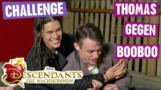 DESCENDANTS Challenge - Thomas gegen Booboo Teil 3 | Disney Channel