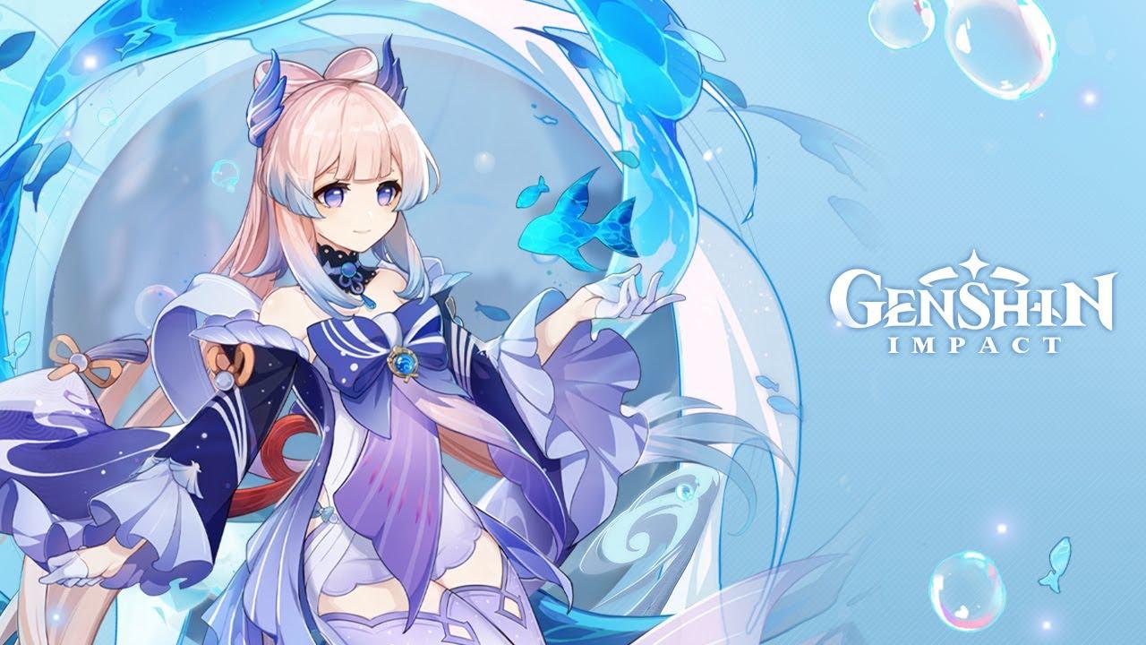 "Collected Miscellany - ""Sangonomiya Kokomi: Secret Tides of the Heart"" | Genshin Impact"