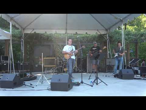 Spirit of Radio - Rush Cover by Radio Days Sandy Springs Festival 092317