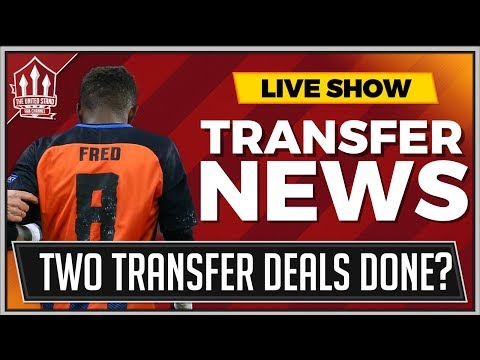 FRED, DALOT Deals Done? Manchester United Transfer News