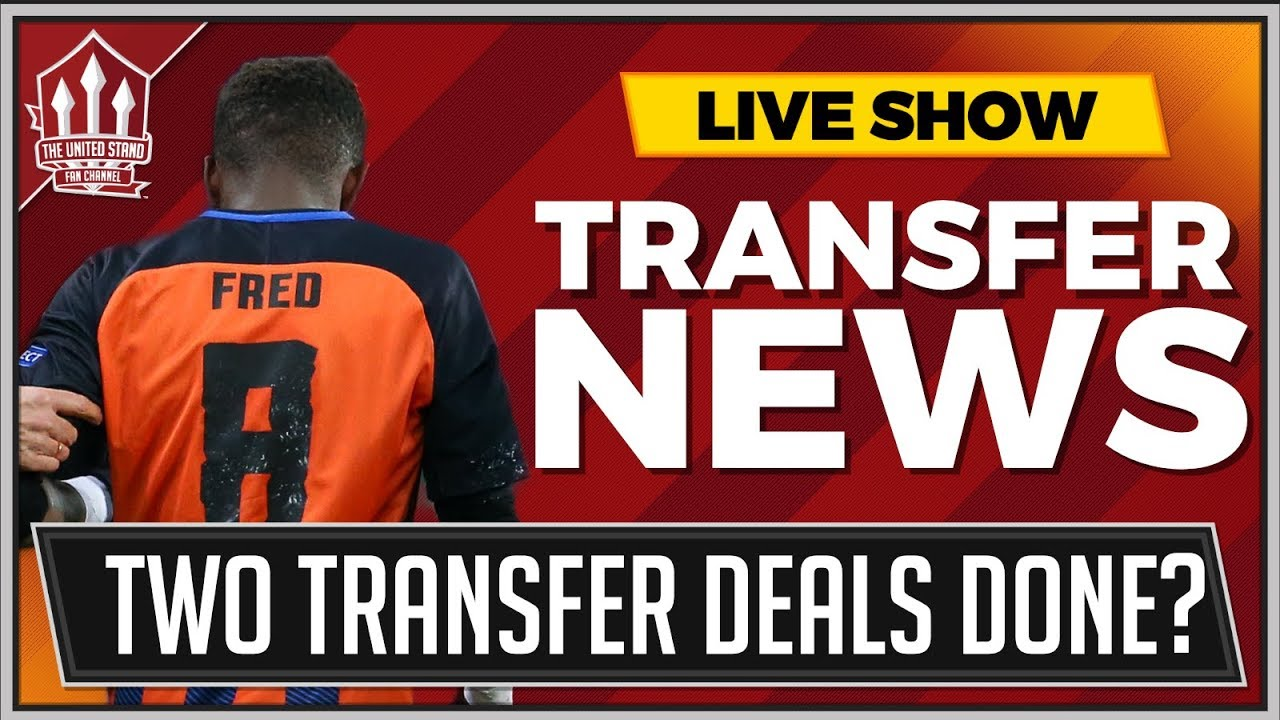 Manchester united transfer done deals