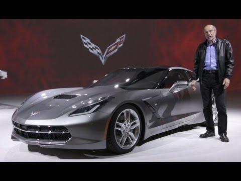 2014 Chevrolet Corvette Stingray / Z51 Revealed @ 2013 Detroit Auto Show - CAR and DRIVER