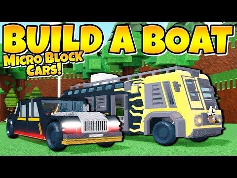 Micro Block CARS!