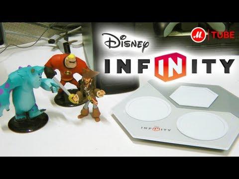 Disney Infinity: знакомство