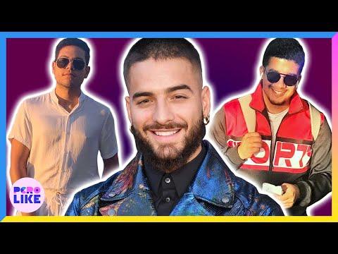 Latino Men Get Styled By Maluma