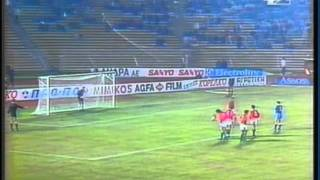 1993 (March 31) Hungary 0-Greece 1 (World Cup Qualifier).mpg