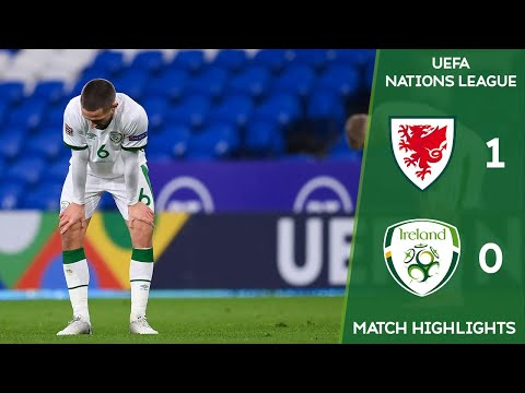 HIGHLIGHTS | Wales 1-0 Ireland - UEFA Nations League