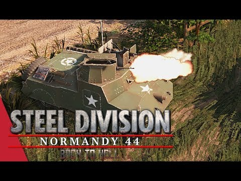 4th APT Round 1! Steel Division: Normandy 44 - Herr_Robert v