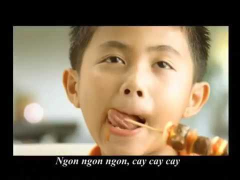 Quang cao tuong ot xuoi nguoc Cholimex