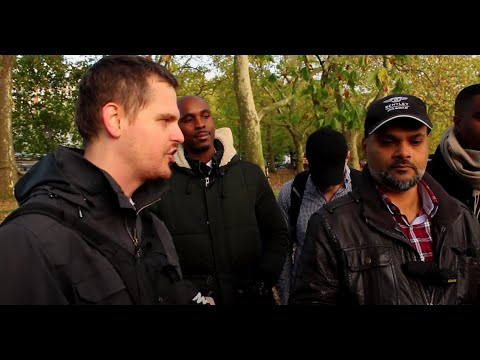 Do Christians Worship 3 Gods? - Let's Bury This Muslim Claim | Full Debate | Speakers Corner