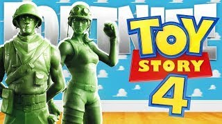 WAITING *NEW STORE* FORTNITE TODAY 27 JUNE SKIN SOLDIER TOY STORY PLASTIC PATRULLERO