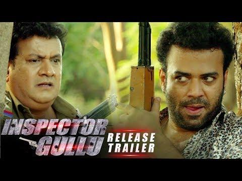 Inspector Gullu Release Trailer 2 | Aziz Naser, Adnan Sajid Khan | Latest Hyderabadi Movies