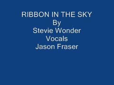 RIBBON IN THE SKY - Stevie Wonder