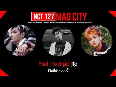 [Karaoke/Thaisub] NCT 127 - Mad City