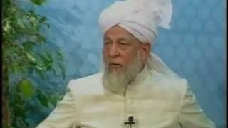 Liqa Ma'al Arab 31 July 1997 Question/Answer English/Arabic Islam Ahmadiyya