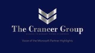 Voice of the Microsoft Partner Highlight 7/17 - Strategic Goals w/ Paul Wartenberg, Enhance Tech