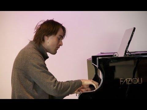Daniil Trifonov - Mozart Piano Concerto no. 21, K. 467 - live 2016