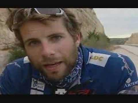 Mark Beaumont Interview in Texas