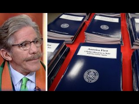 Geraldo: Trump's harsh budget tees up some tough choices