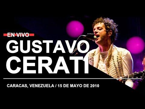 GUSTAVO CERATI en Caracas, Venezuela (15.05.2010) // Recital completo