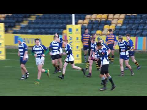 Greater Birmingham Under 15's vs Shropshire Under 15's