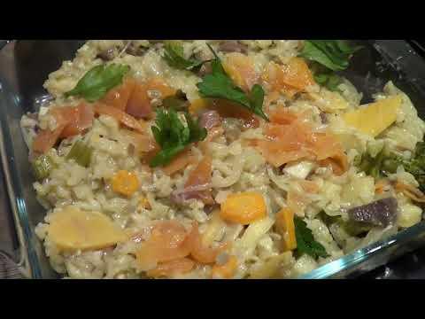 risotto-saumon-fumé-citron-vert