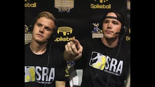 2017 Spikeball Nationals Finals: Full Commentary