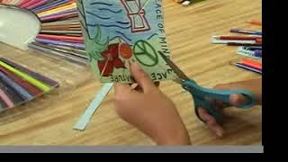Making pinwheel