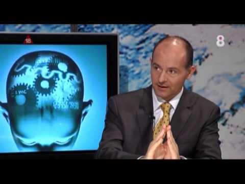 Modificar patrones mentales- Alex Arroyo entrevistado en TV8