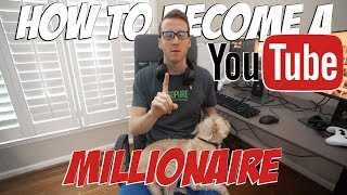 Full Day of Keto Eating | How To Become a YouTube Millionaire!