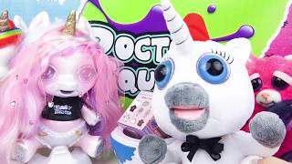 UNICORN WEDDING!! Dookie Gets Married!? Doctor Squish