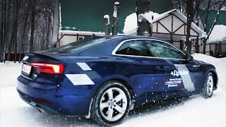 видео Двухдверное купе Audi A5