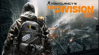 Time Fo Action!! Streaming Live!! (Tom Clancy's The Division)