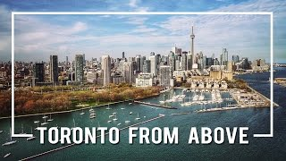 Toronto From Above - Toronto Helicopter Tour