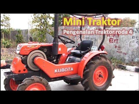 Jurnal mekanisasi pertanian traktor