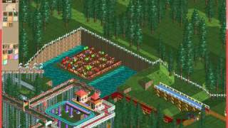 Roller Coaster Tycoon 1 - The Death of 4,468 Guests