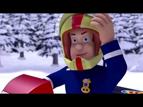 Пожарный Сэм ⭐️Сэм готов! | Пожарный на помощь 🔥мультфильм