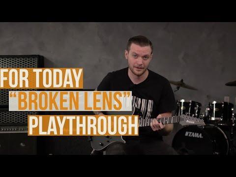 "For Today - ""Broken Lens"" Playthrough"