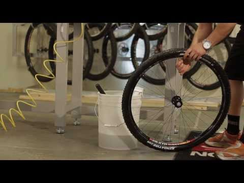 Stan's Tire Sealant Install - Stan's NoTubes