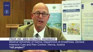 EVL - Professor Michael Hiesmayr: nutrition Day project