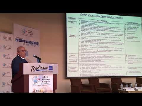Mr. Samir Thabet at 10th Annual Project Management Congress