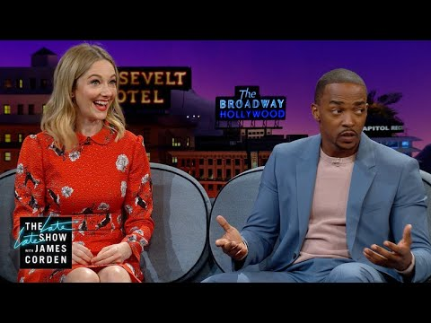 Beyoncé Loves Anthony Mackie & Judy Greer