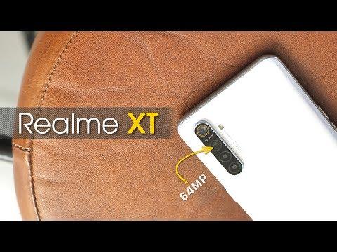 Realme XT Impressions First 64MP Camera Phone
