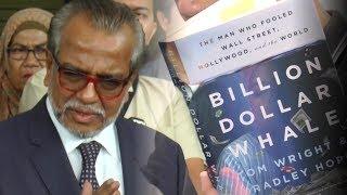 "Billion Dollar Whale a ""Hollywood book"", ridicules Najib's lawyer"