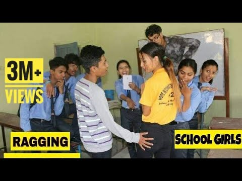 Boys Ragging School Girls | School BoyZ thumbnail