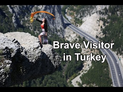 Visitors from Phillippines to the most dangerous place in Turkey