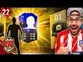 WOW INSANE FUT RIVALS REWARDS *3 walkouts* FIFA 19 Ultimate Team #21 RTG