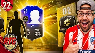 WOW INSANE FUT RIVALS REWARDS *3 walkouts* FIFA 19 Ultimate Team #21 RTG